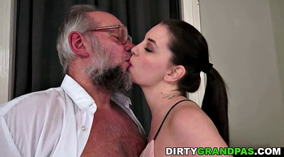Angelina, Old creampie, Granny creampie, Old young creampie