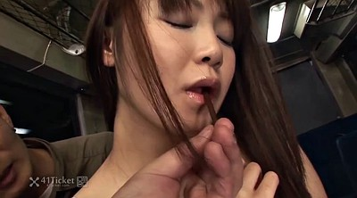 Gangbang, Asian bus
