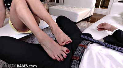 Foot job, Man, Foot job, Lea lexis