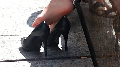 Shoe, High, Candid, Shoes, High-heeled shoes