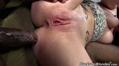 Monster cock anal, Double blowjob