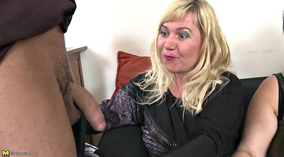 Mom, Busty, Son mom, Big tits mom, Granny bbw, Young sex