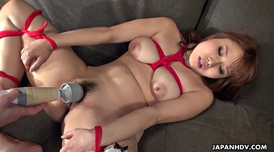 Japanese busty, Japanese girl, Tied, Busty asian