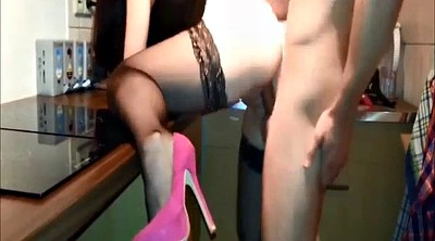 Homemade wife, Hot wife, Heels