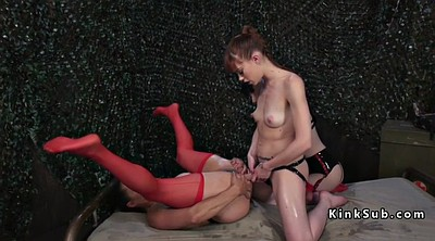 Fisting anal, Fist anal, Army, Anal threesome