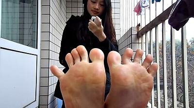 Chinese foot, Chinese teen, Asian foot, Asian feet, Chinese feet, Foot chinese