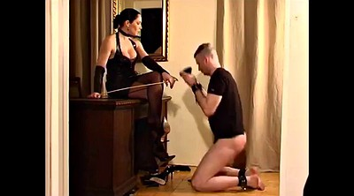 Spanking, Leather, Mistress t