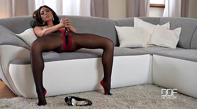 Pantyhose feet, Tit hd