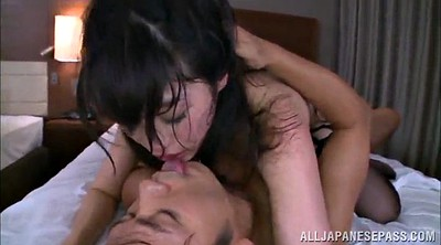 Stocking fuck, Threesome stocking