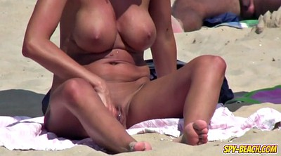 Spy, Nude beach