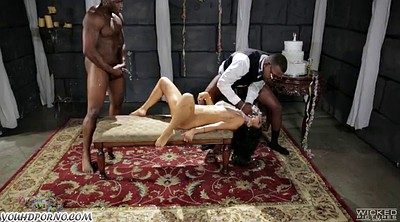 Bride, Blacked anal, Friend, Brides, Asian group