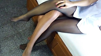 Japanese pantyhose, Japanese foot, Japanese foot fetish, Asian pantyhose
