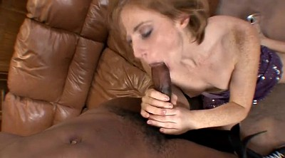 Model, Ebony anal