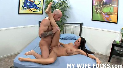 Watching wife, Wife watching