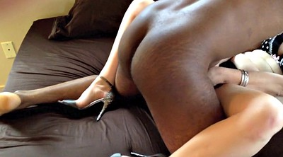 Shoes, Interracial cuckold