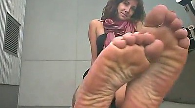 Foot worship, Sole, Worship