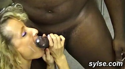 Office sex, Black gangbang