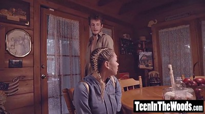 Pussy spanking, May, Cabin
