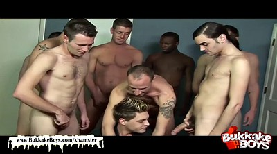 Pretty, Gay group, Amateur facial, Gay gangbang, Gay blowjob