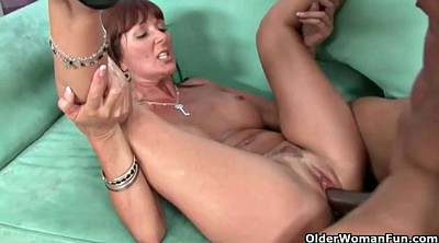 Black mom, Mature mom, Interracial granny, Black and mom