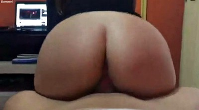 Dance, Brazil, Big ass girl