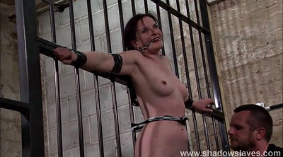 Tied, Whipping, Slave