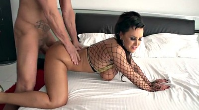 Anne, Lisa ann, Anne anal, Super anal