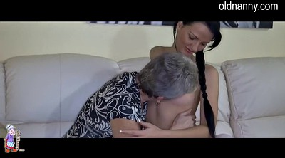 Mature lesbian, Granny party, Lesbian party