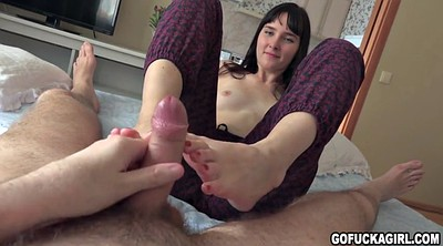 Feet pov, Feet lick, Big girl, Big feet, Teen feet