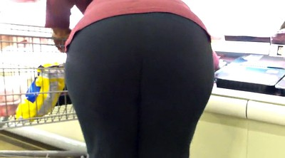 Black, Thick ass