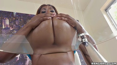Huge, Ebony solo