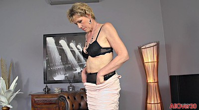 Breast, Saggy, Granny solo, Mature stockings, Granny stocking, Granny sex