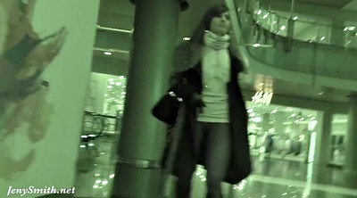 Jeny smith, Flash, Upskirt, Pantyhose public, Public flashing, Public pantyhose