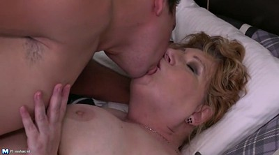 Mom and son, Old young, Old and young, Mature bbw, Son mom, Son fuck mom