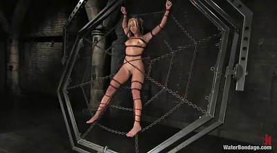 Torture, Bdsm torture, Rope, Water