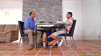 Dad, Talk, Keisha grey