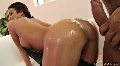 Oiled anal, Emma, Ass oil