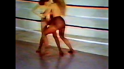Wrestling, Cat, Fight, Pantyhose femdom, Lesbian pantyhose, Fighting