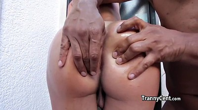 Black shemales, Shemale cock