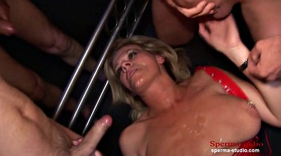 Milf orgy, Marina, German group