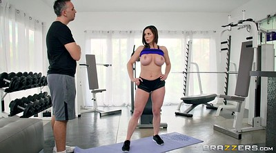 Undressing, Kendra lust, Workout, Kendra