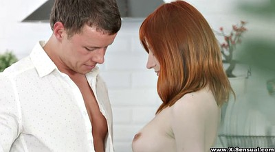 Lily, Redhead creampie