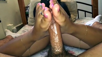 Asian foot, Asian footjob
