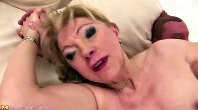 Old creampie, Hairy mom, Granny creampie