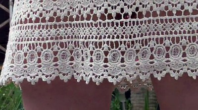 Skirt, Lace