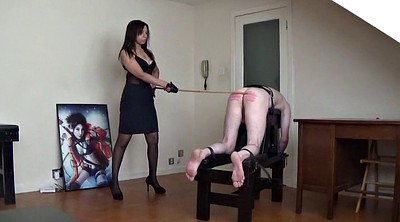 Spanked, Caning