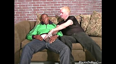 Interracial, Black on blonde, Black man