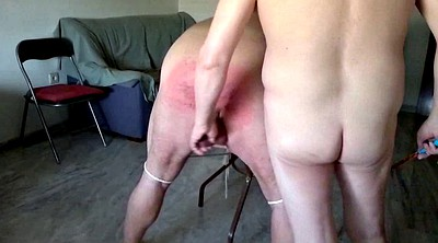 Spanking, Ass slave, Fat gay, Saggy, Gay slave