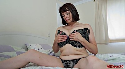 Mature mom, Solo mom, Mom masturbating