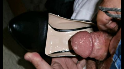 Pump, Wife double penetration, Shoes